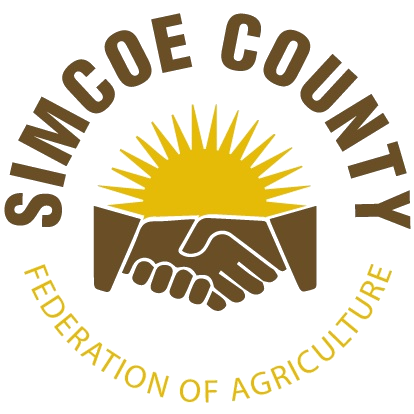 Simcoe County Federation of Agriculture Logo